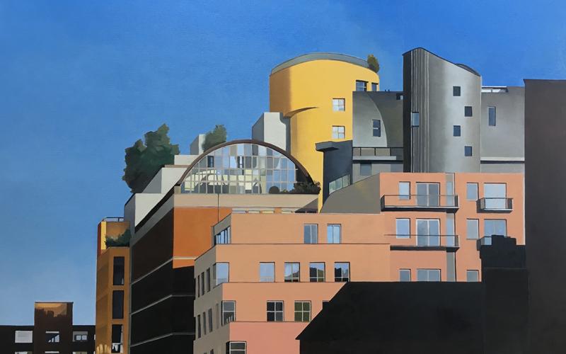 Marie Lenclos Exhibition